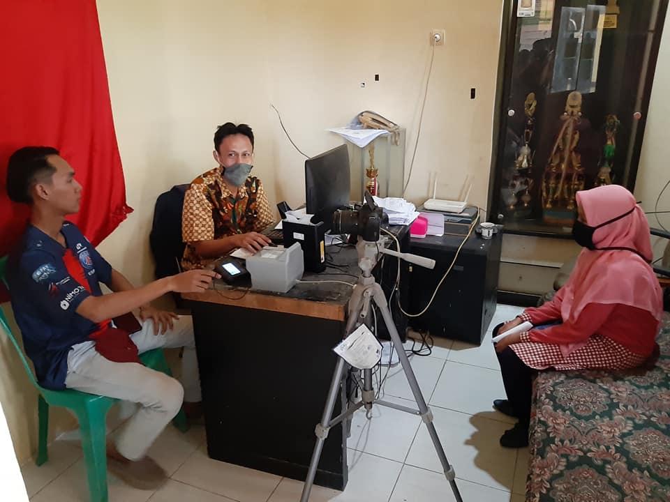 Perekaman E-KTP Kecamatan Serang