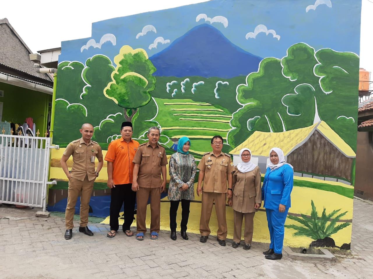 Monitoring Kampung Bersih