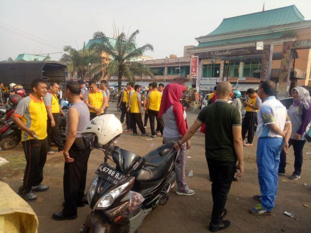 JUMAT Bersih Kota Serang